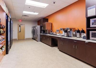 Kitchen Break Room
