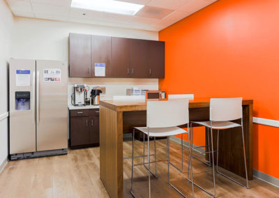 Break Room Kitchen